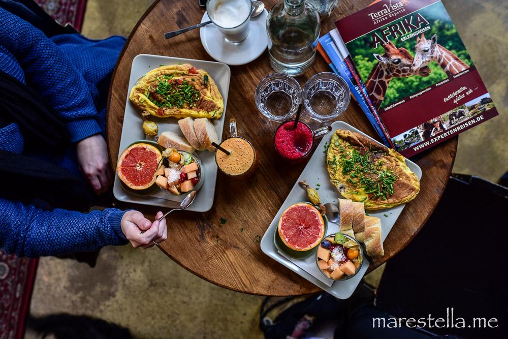 7stern Hipster Frühstück Mit Aussicht Gastgarten Marestellame