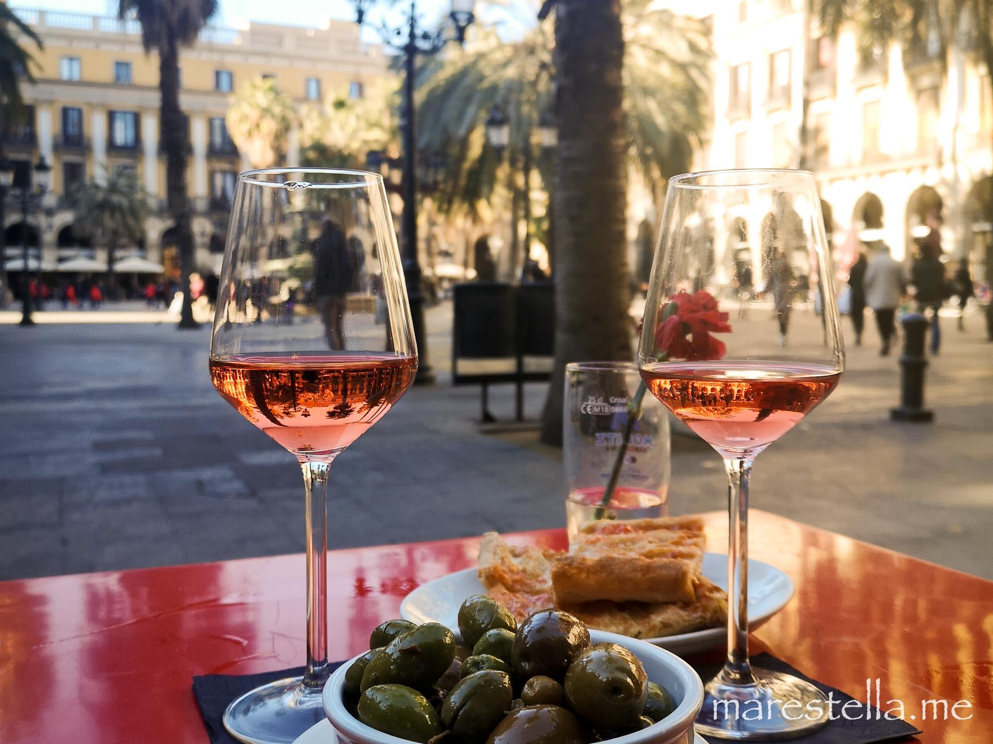 Barcelona Tapas Brunch Und Cafés Meine Tips Marestellame