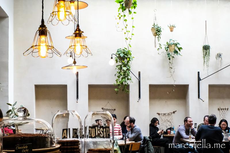 Berlin Food Guide Vom Café In Wayoming Style Bis Zum Dinner In